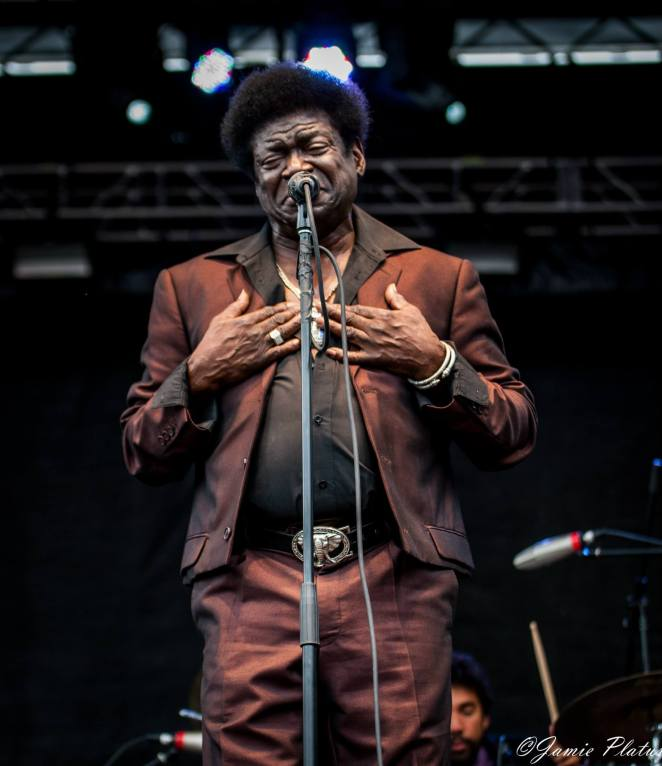 Charles Bradley at Shaky Knees Fest 2014