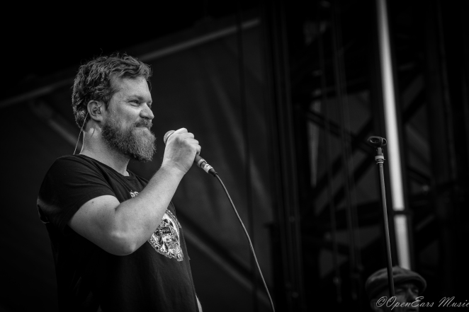 John Grant played his amazing, yet cynical song 'GMF'