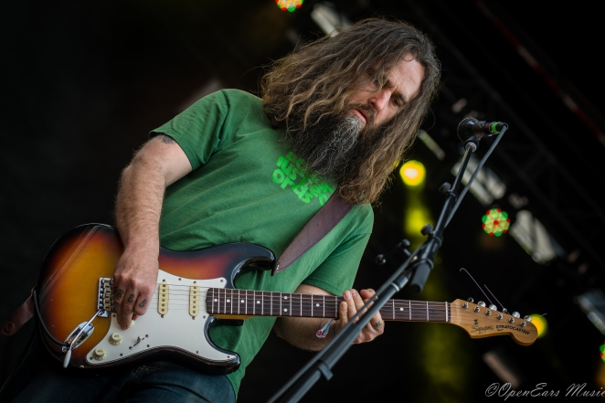 Built To Spill. Photo By Jamie Platus