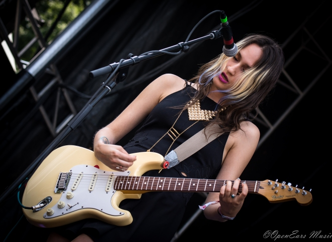 Speedy Ortiz. Photo By Jamie Platus