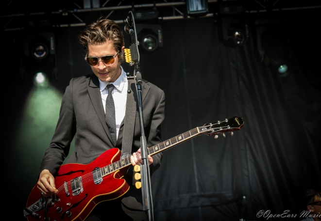 Interpol. Photo By Jamie Platus