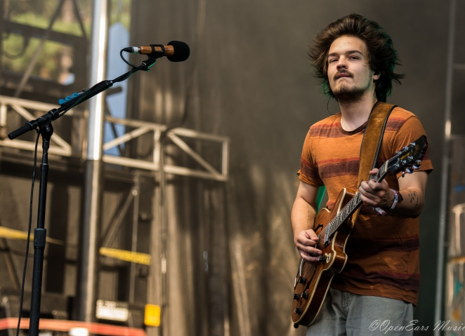 Milky Chance. Photo By Jamie Platus