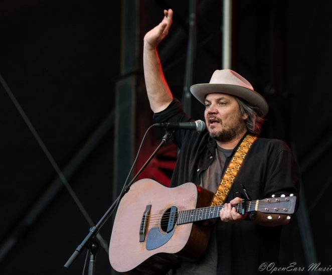 Wilco. Photo By Jamie Platus