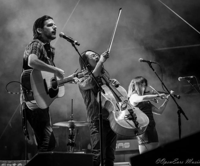 The Avett Brothers. Photo By Jamie Platus