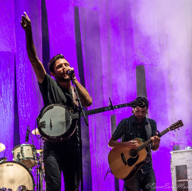 The Avett Brothers. Photo By Jamie Platus