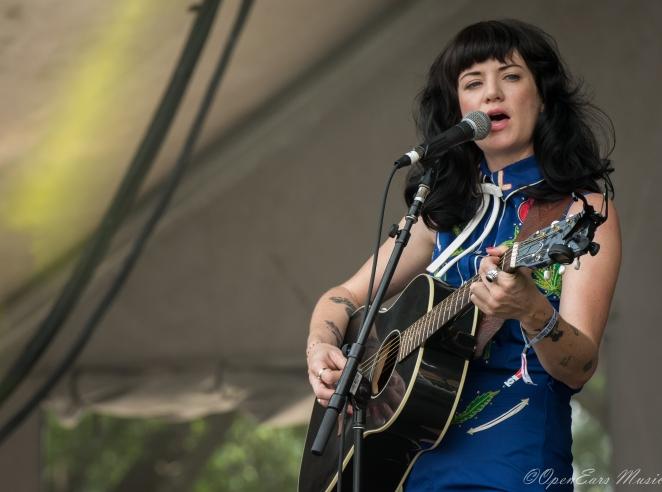 Nikki Lane. Photo By Jamie Platus